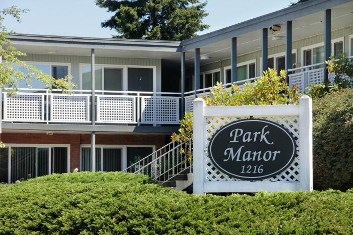 Park Manor Apartments Tacoma Wa Rental