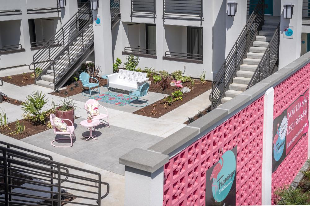 Flamingo Studio Apartments (photo 4)